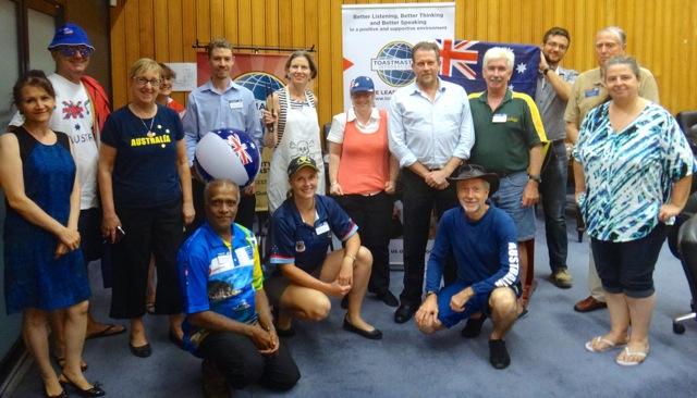 Townsville City Toastmasters