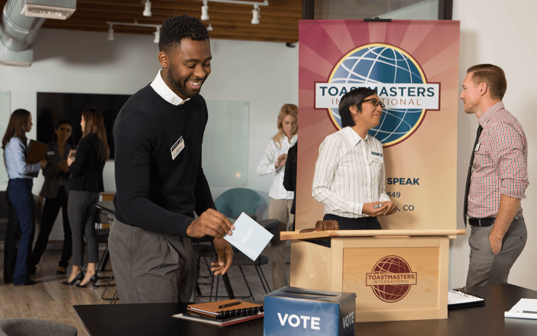 Help Shape the Future of Toastmasters